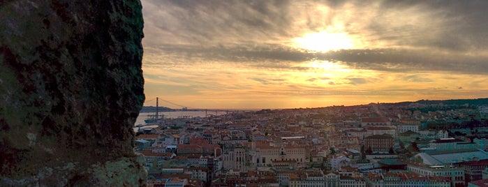 Castelo de São Jorge is one of Lisboa.