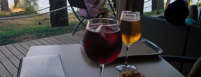 Gassho Sanxenxo Lounge Bar-Café is one of Restaurantes del Norte y alrededores.