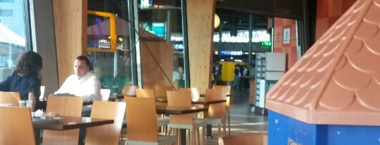 Délifrance is one of Schiphol.