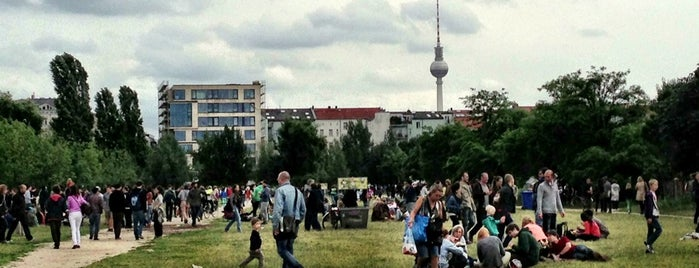 Mauerpark is one of Allemagne ♥︎.