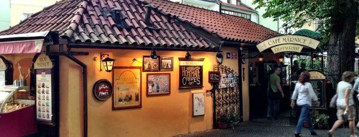 Café Márnice is one of To-Do in Prague I.