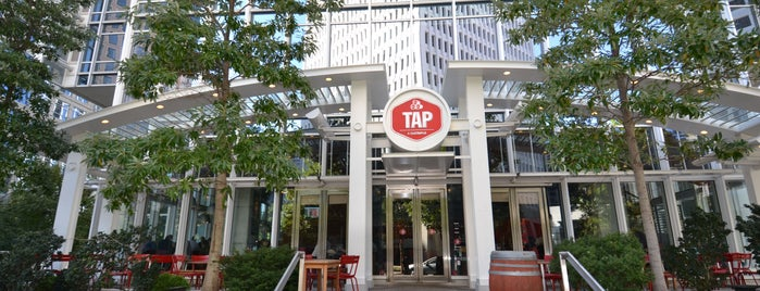 Tap: A Gastropub is one of ACVB'S CENTENNIAL COCKTAIL.