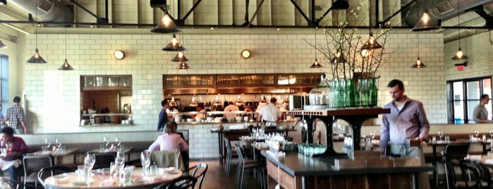 The Optimist is one of Atlanta Options for L.