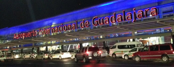"Aeropuerto Internacional de Guadalajara ""Miguel Hidalgo y Costilla"" (GDL) is one of Part 1~International Airports...."