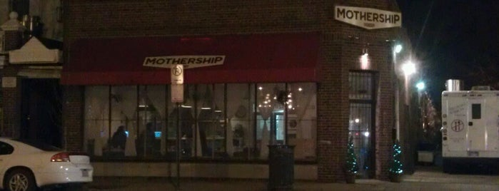 Mothership Restaurant is one of Food Trucks gone Brick n' Mortar.