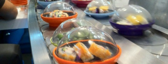 YO! Sushi is one of Samaher 님이 좋아한 장소.