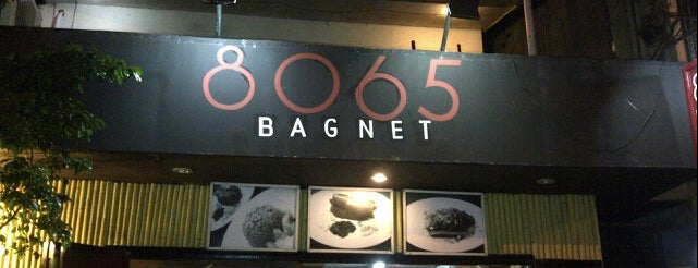 8065 Bagnet is one of Food junkie.