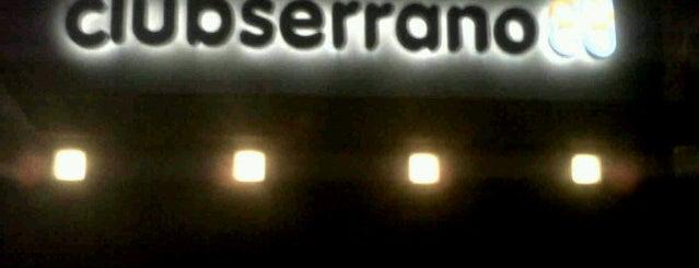 Club Serrano is one of Noche BAIRES.