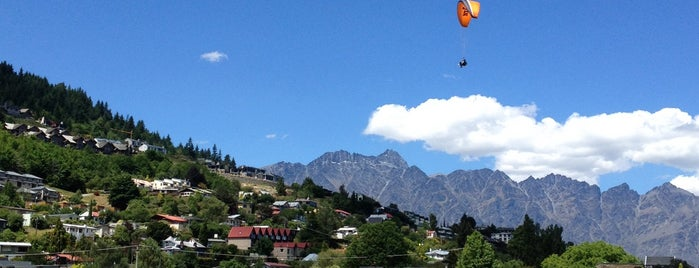 G Force Paragliding is one of Queenstown.