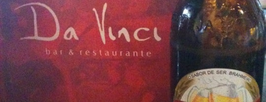 Da Vinci Bar e Restaurante is one of Vanessa 님이 좋아한 장소.