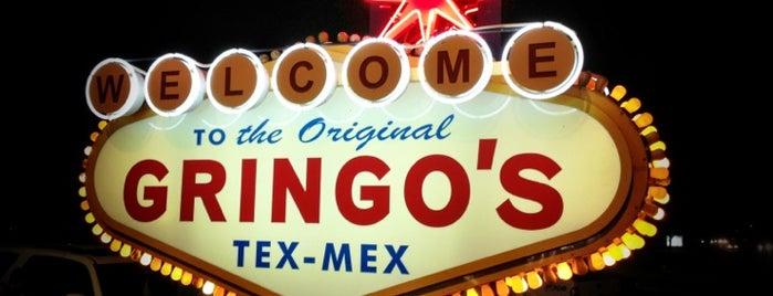 Gringo's Mexican Kitchen is one of Dixie : понравившиеся места.