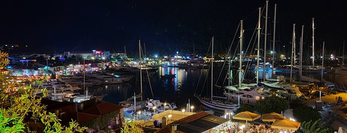 Highside Restaurant is one of muğla.