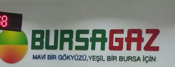 Bursagaz Müşteri Hizmetleri Müdürlüğü is one of Orte, die d gefallen.