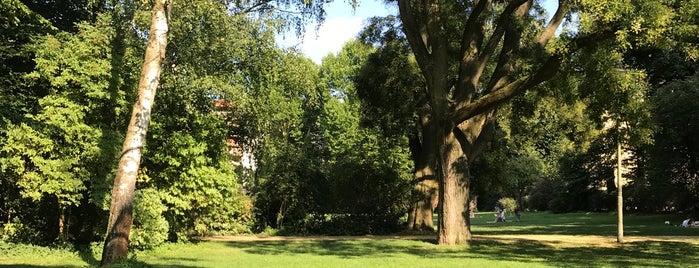Bosepark is one of Places in Berlin.