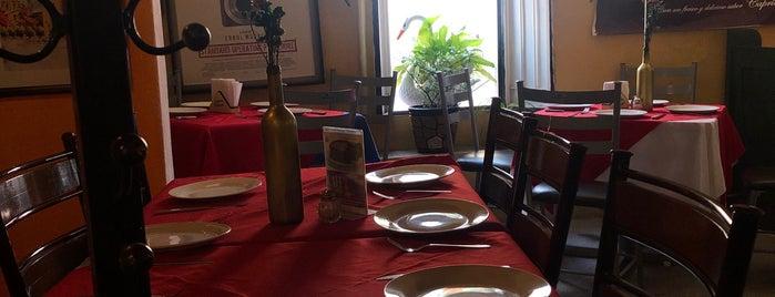 Capricho's Restaurante - Bar is one of Tempat yang Disimpan Luis.