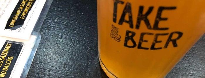 Take your Beer is one of Orte, die Andre gefallen.