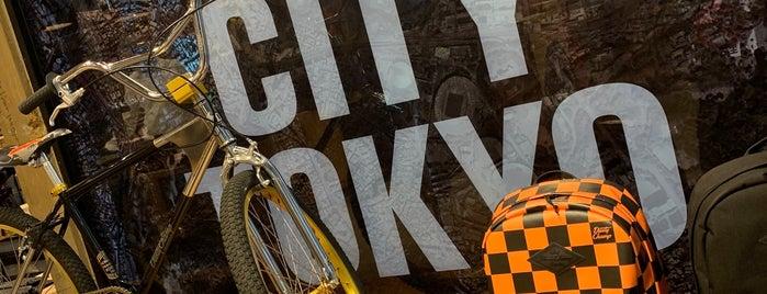 CHROME TOKYO HUB is one of モリチャン'ın Beğendiği Mekanlar.