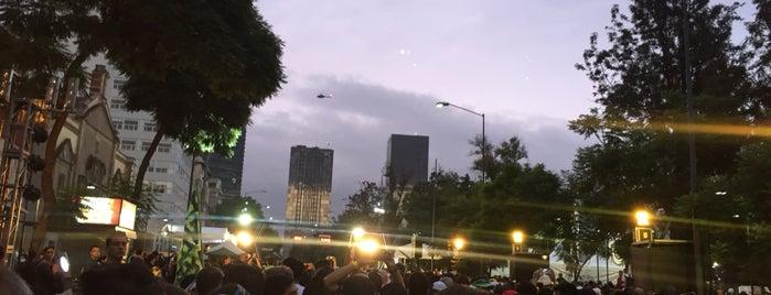 XXXIII Maratón de la Ciudad de México is one of Tempat yang Disukai Giovo.
