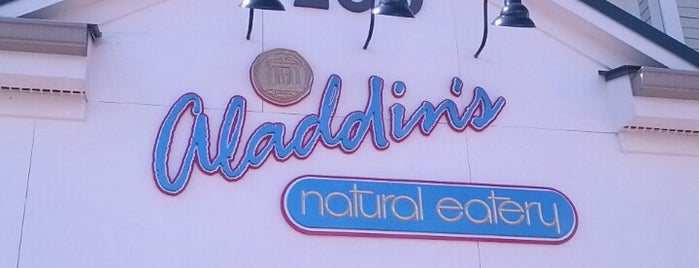 Aladdin's Natural Eatery is one of Food.