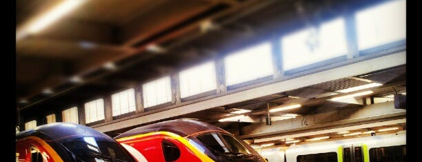 Stazione di London Euston (EUS) is one of Things to do in Europe 2013.