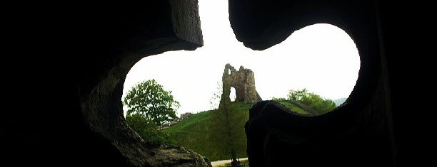 Tutbury Castle is one of Paranormal Sights.