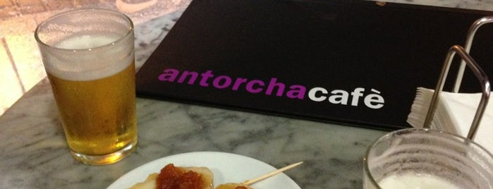 Antorcha is one of Lugares favoritos de José.