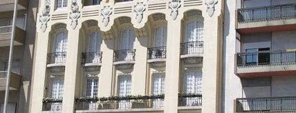 Obras do arquiteto Pardal Monteiro em Lisboa