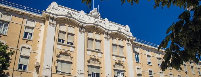 Obras do arquiteto Ventura Terra em Lisboa