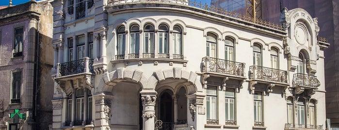 Obras do arquiteto Norte Júnior em Lisboa