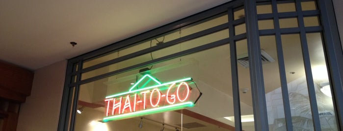 Thai-To-Go is one of Orte, die Joshua gefallen.
