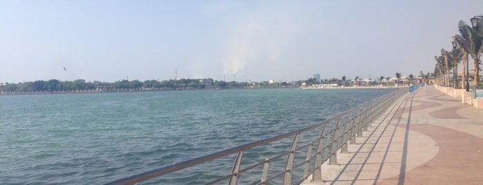 Corniche Walk is one of JEDDAH.