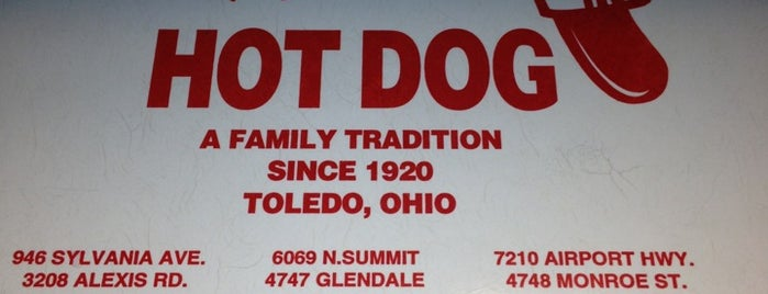 Rudy's Hot Dog is one of Hot Dogs.