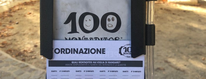 100 Montaditos is one of Torino.