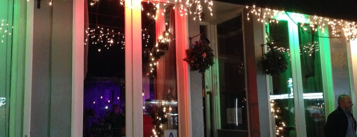 Bar-tini Ultra Lounge is one of NYC-Gay Laif.