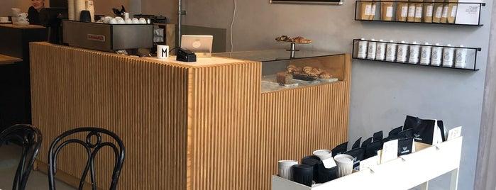 Mica Coffee Bar is one of Haarlem.