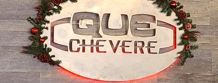 Que Chevere is one of Arizona 2.