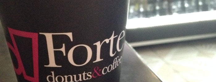 Fortes Donuts is one of Para conocer.