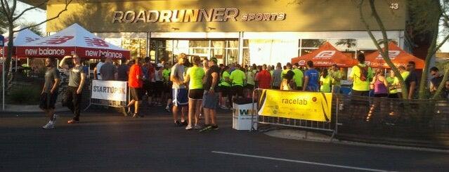 Road Runner Sports is one of Ryan : понравившиеся места.