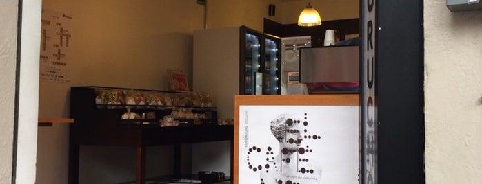 Cucurucho Café Condesa is one of Orte, die Sarah gefallen.
