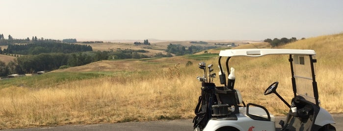 Palouse Ridge Golf Club is one of Locais curtidos por Gaston.