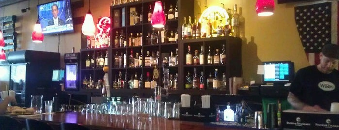 Whiskey Bar (Kitchen) is one of Kevin : понравившиеся места.