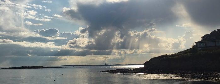 Bailey Island is one of Portland, Maine.