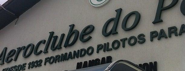 Aeroclube do Paraná is one of Dani'nin Beğendiği Mekanlar.