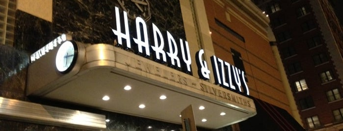 Harry & Izzy's is one of Lieux qui ont plu à Christopher.