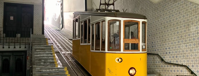 Ascensor da Bica is one of Lisboa.