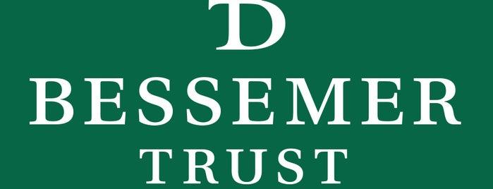 Bessemer Trust is one of Posti che sono piaciuti a John.