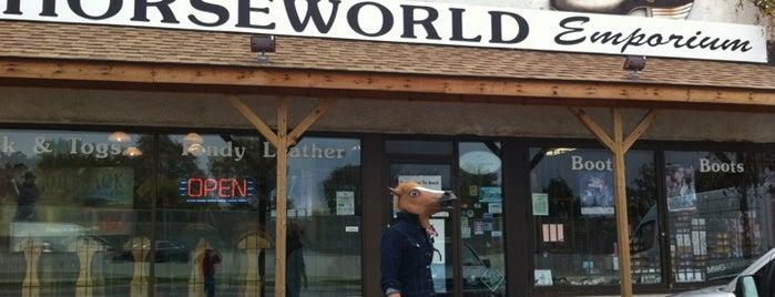 HorseWorld Emporium is one of Yunus'un Beğendiği Mekanlar.