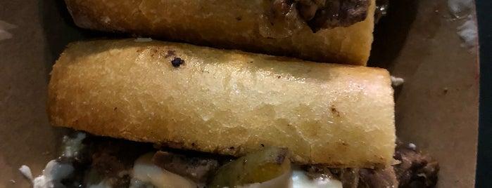 Cheesesteaks by the Truffleiest is one of New york RESTAURANTS.