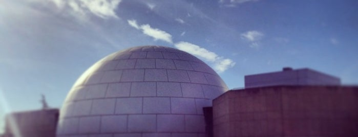 Planetario de Madrid is one of Sitios chulis de Madrid.