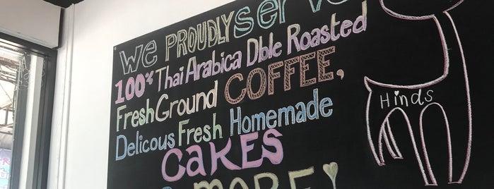 Hind's Cafe is one of KKU food.